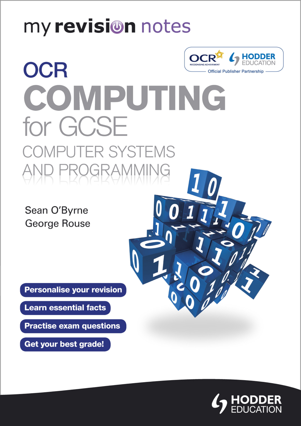 My Revision Notes OCR Computing for GCSE eBook ePub                   Computer Systems and Programming