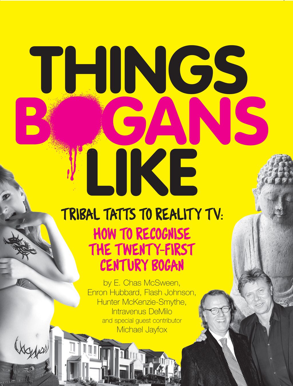 Things Bogans Like By: E Chas McSween