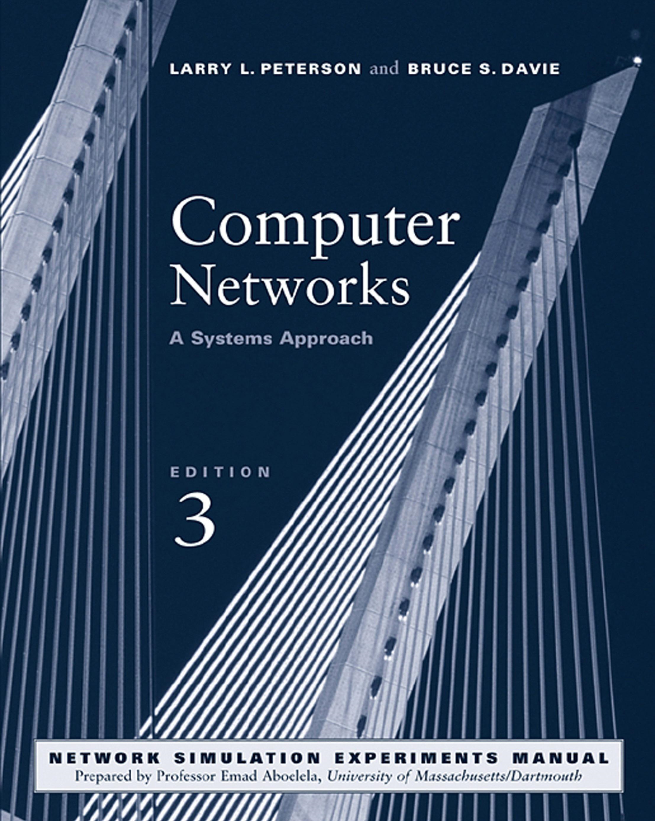 Network Simulation Experiments Manual