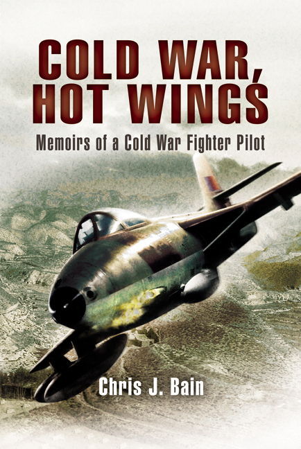 Cold War, Hot Wings By: Bain, Chris J.