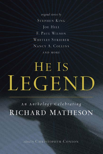 Book Cover: He Is Legend