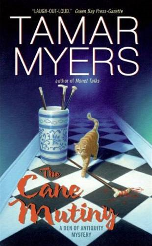 The Cane Mutiny By: Tamar Myers