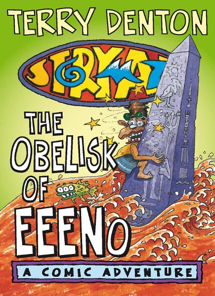 Storymaze 6: The Obelisk of Eeeno