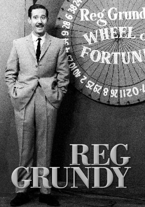 Reg Grundy By: Reg Grundy