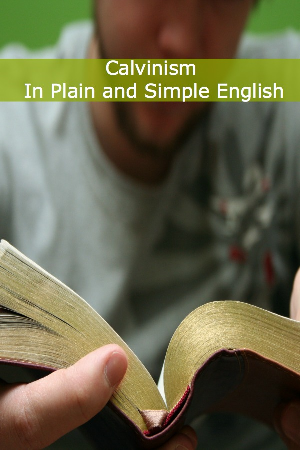 Calvinism In Plain and Simple English By: BookCaps