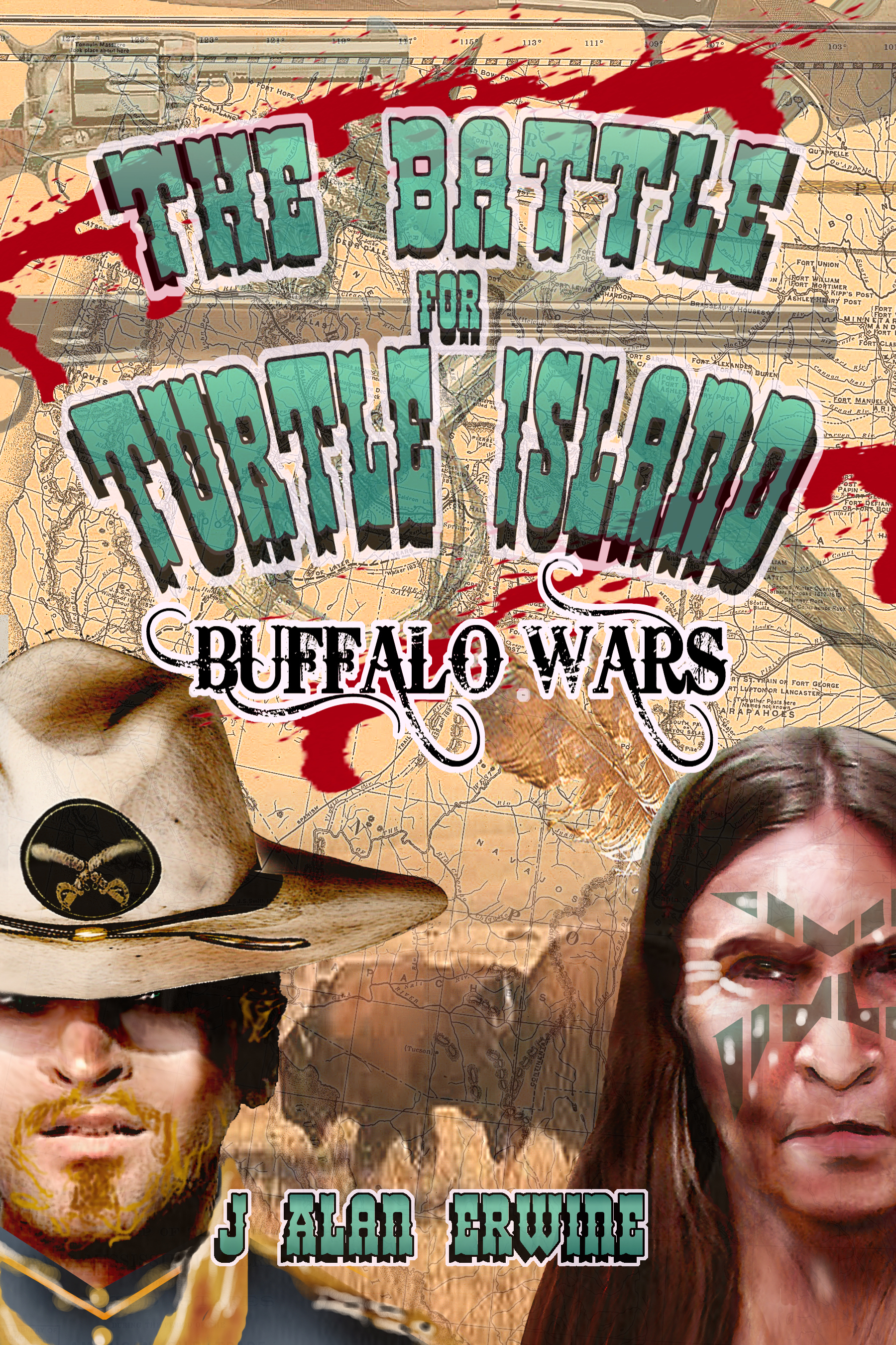 The Battle for Turtle Island: Buffalo Wars