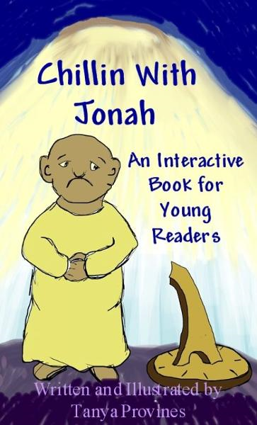 Chillin With Jonah, An Interactive Book For Young Readers