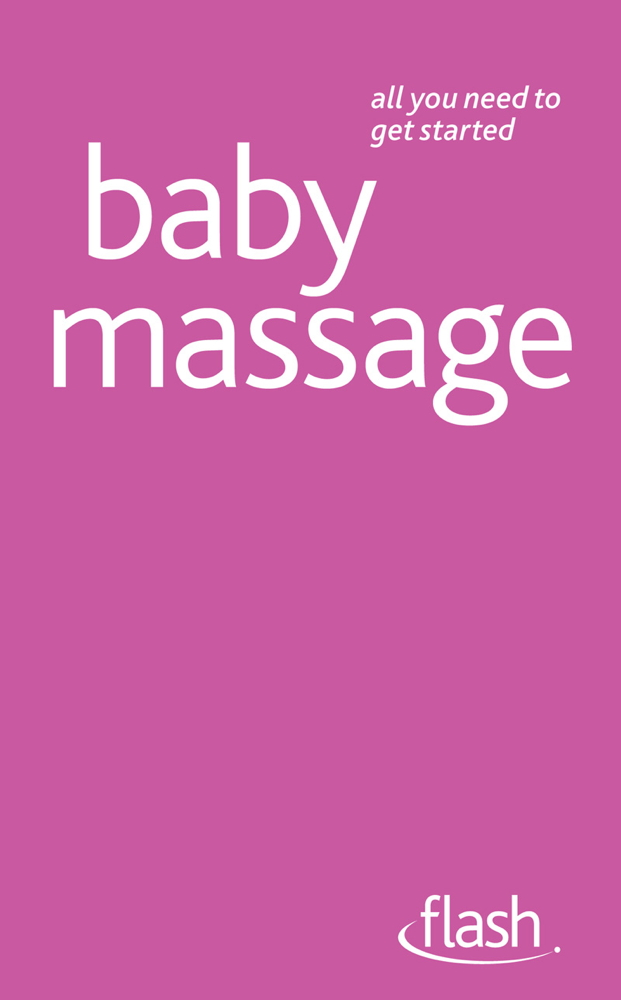 Baby Massage By: Anita Epple,Pauline Carpenter