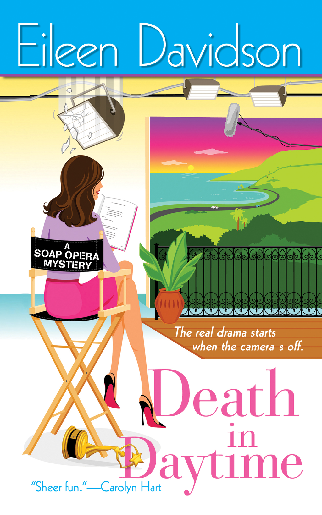 Death In Daytime By: Eileen Davidson