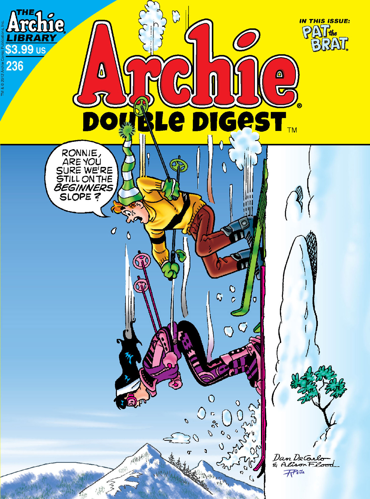 Archie Double Digest #236 By: Various