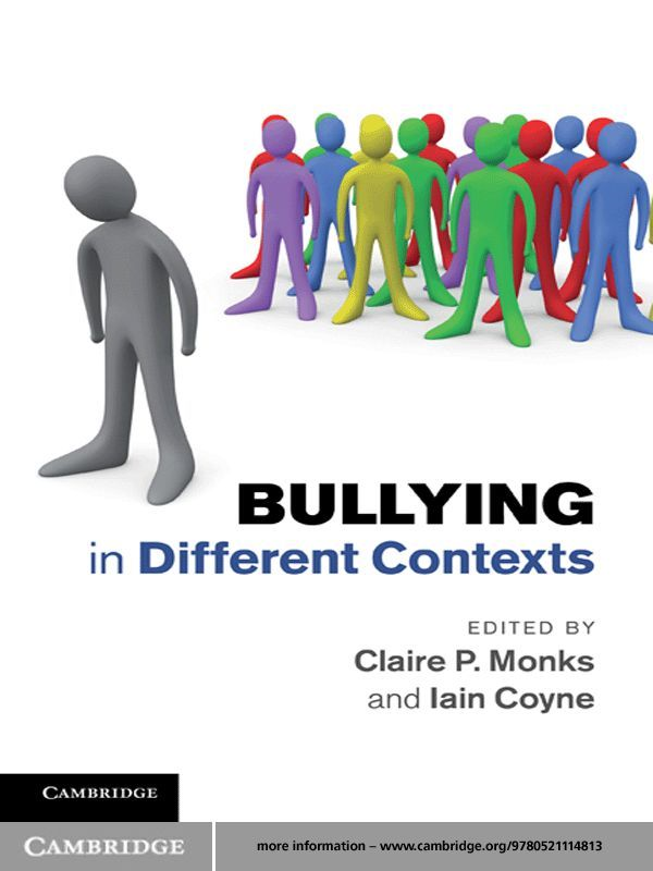 Bullying in Different Contexts By: