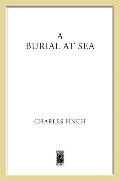 A Burial at Sea By: Charles Finch