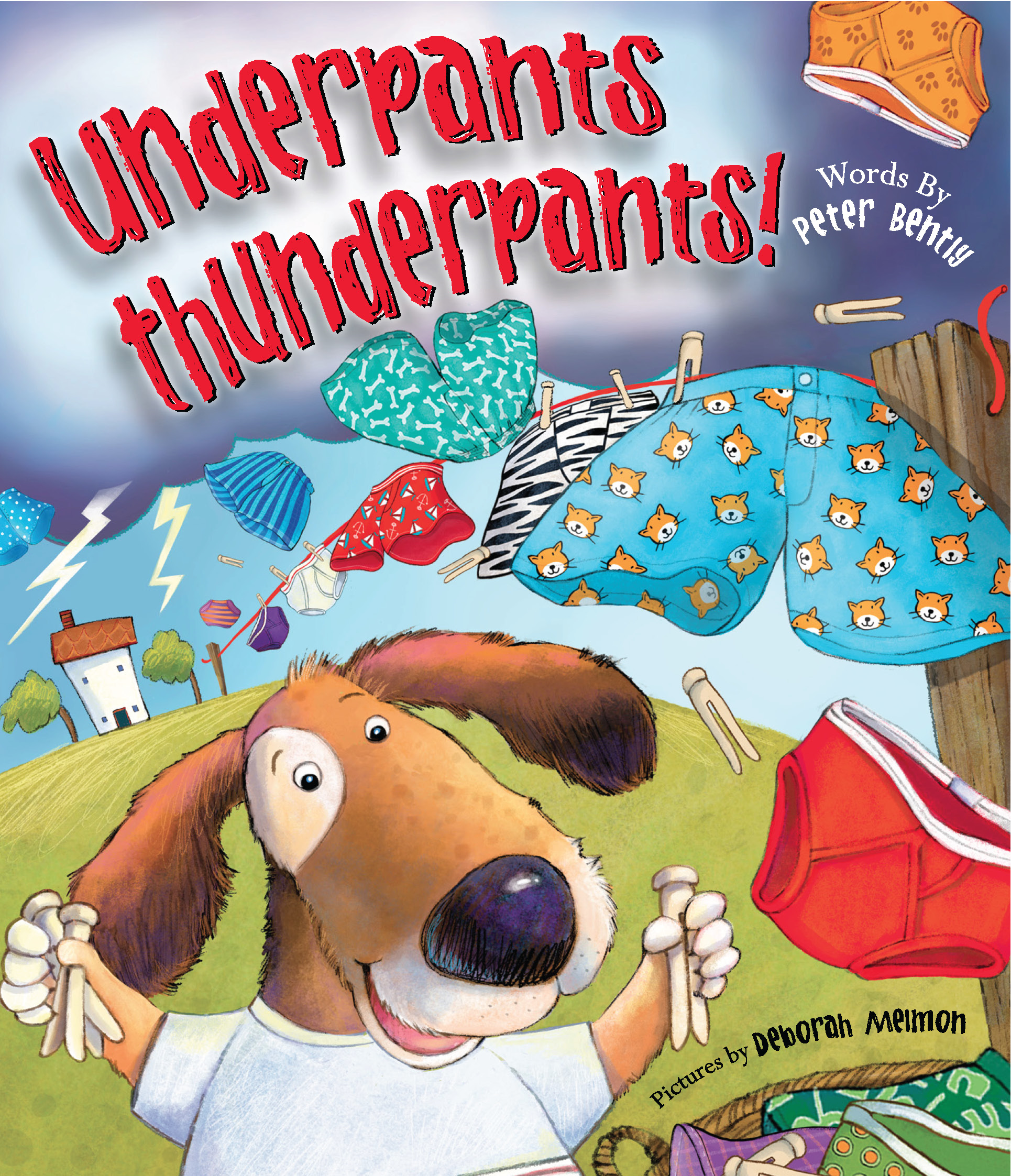 Underpants Thunderpants (Parragon Read-Along)
