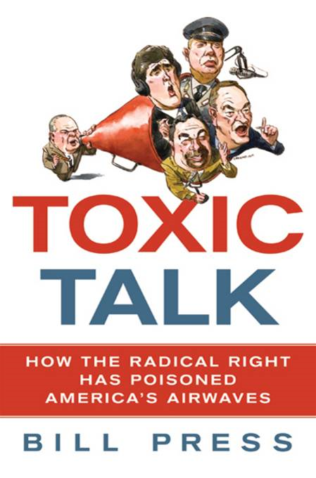 Toxic Talk By: Bill Press