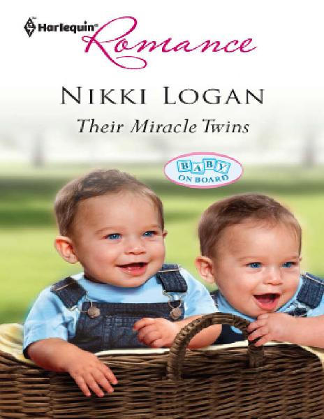 Their Miracle Twins By: Nikki Logan
