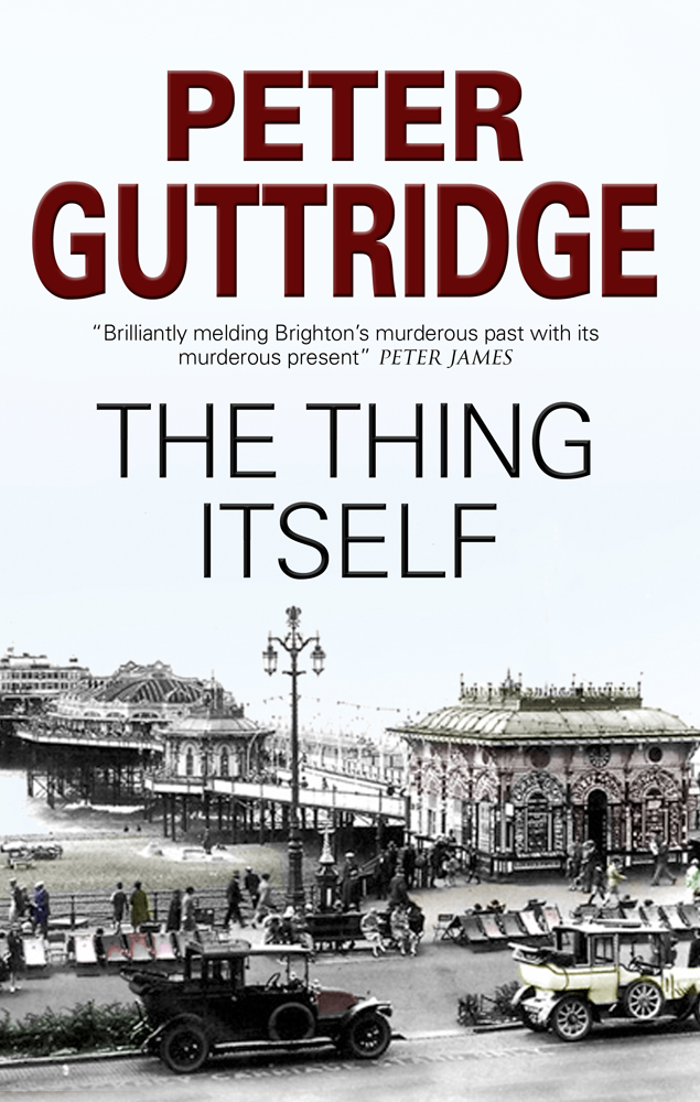 Thing Itself, The By: Guttridge Peter