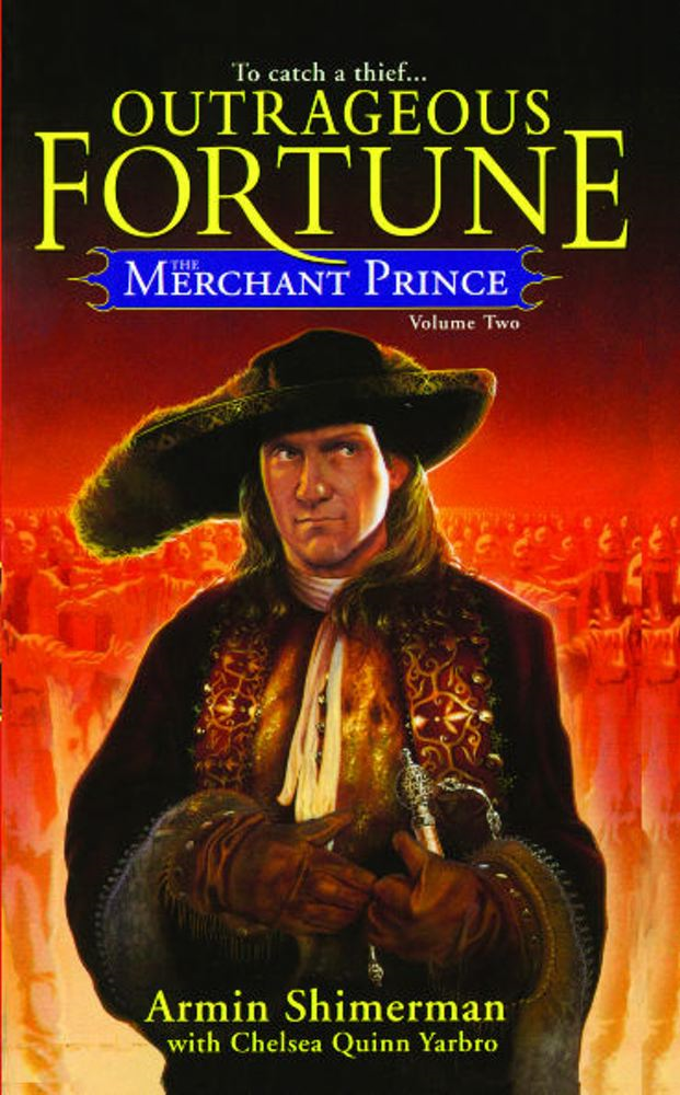 The Merchant Prince Volume 2 By: Armin Shimerman,Chelsea Quinn Yarbro