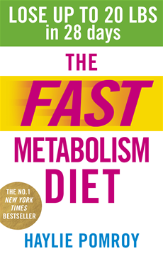 The Fast Metabolism Diet Lose Up to 20 Pounds in 28 Days: Eat More Food & Lose More Weight