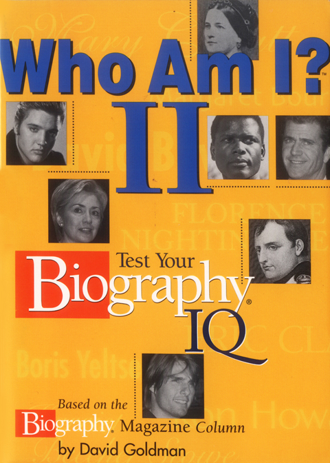 Who Am I? II