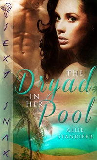 The Dryad in Her Pool By: Allie Standifer