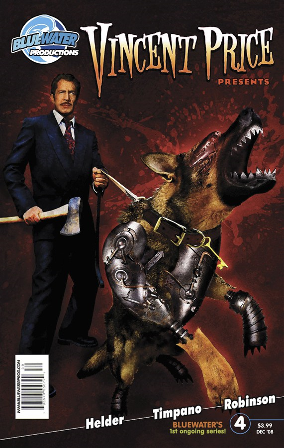 Vincent Price Presents #4