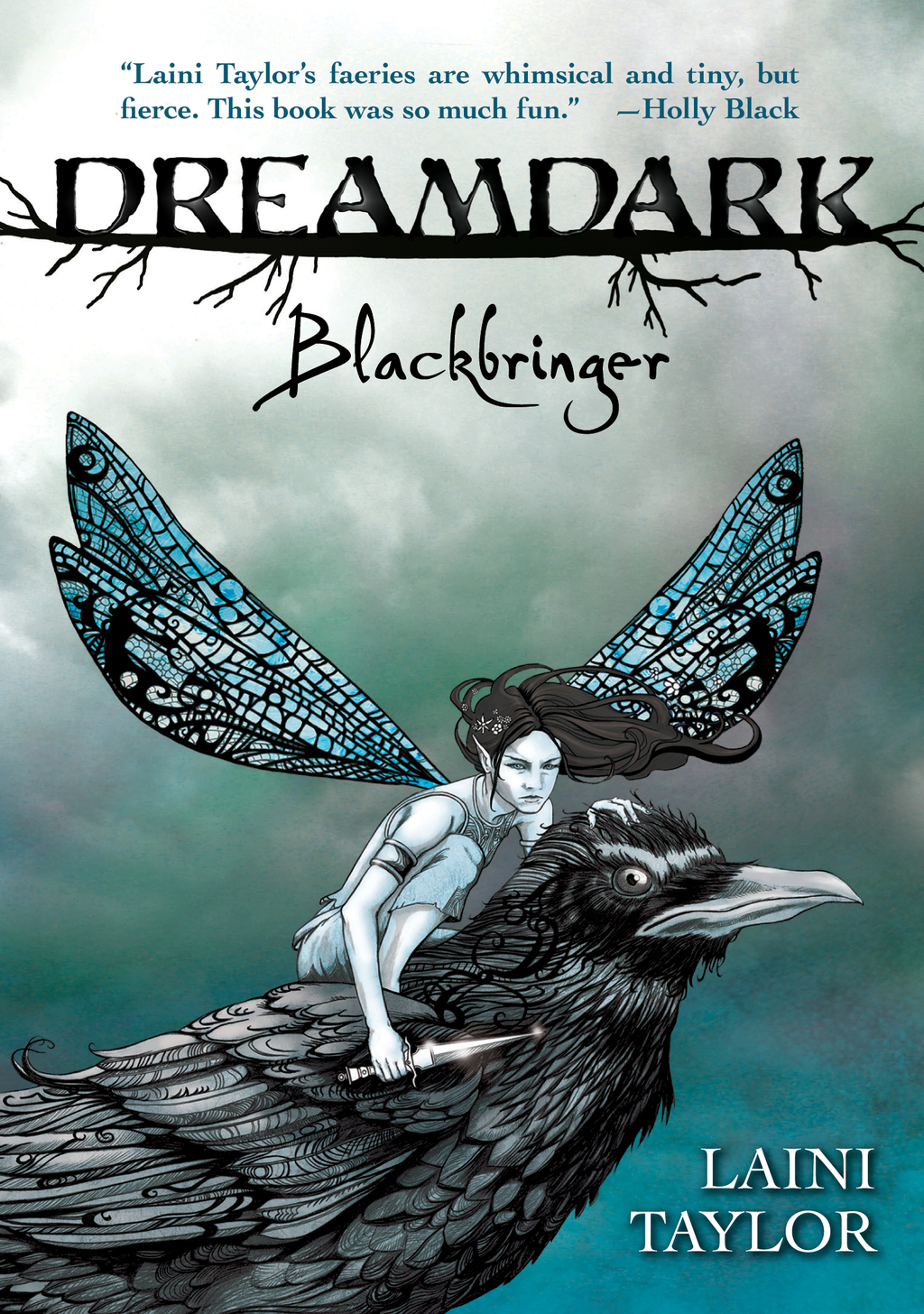 Blackbringer By: Laini Taylor