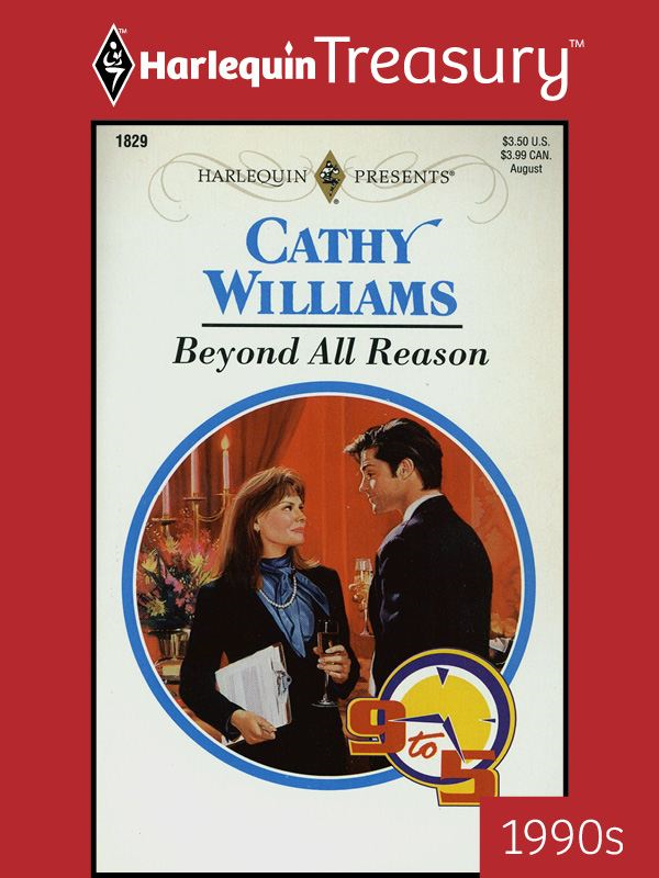 Beyond All Reason By: Cathy Williams