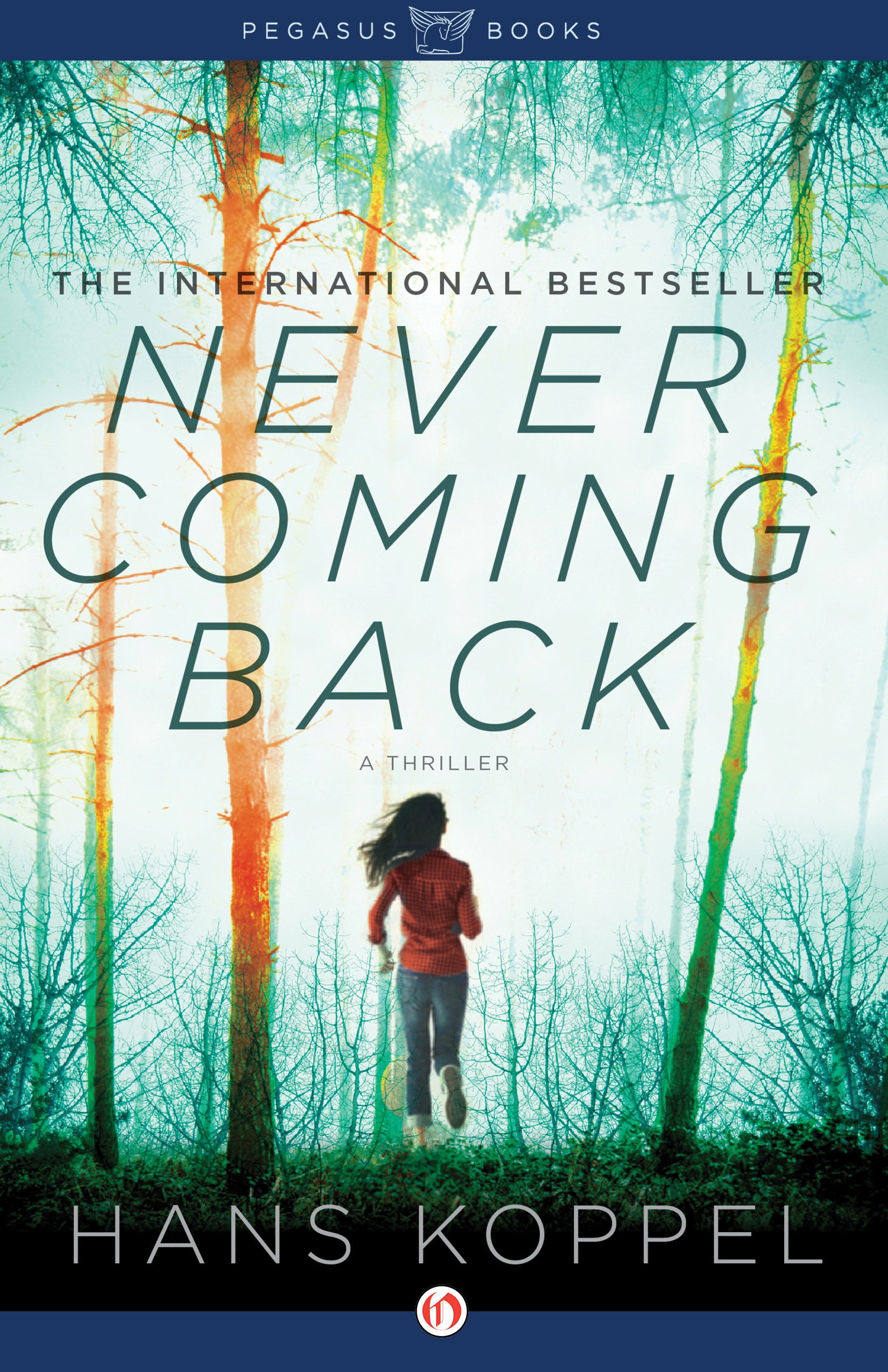 Never Coming Back By: Hans Koppel