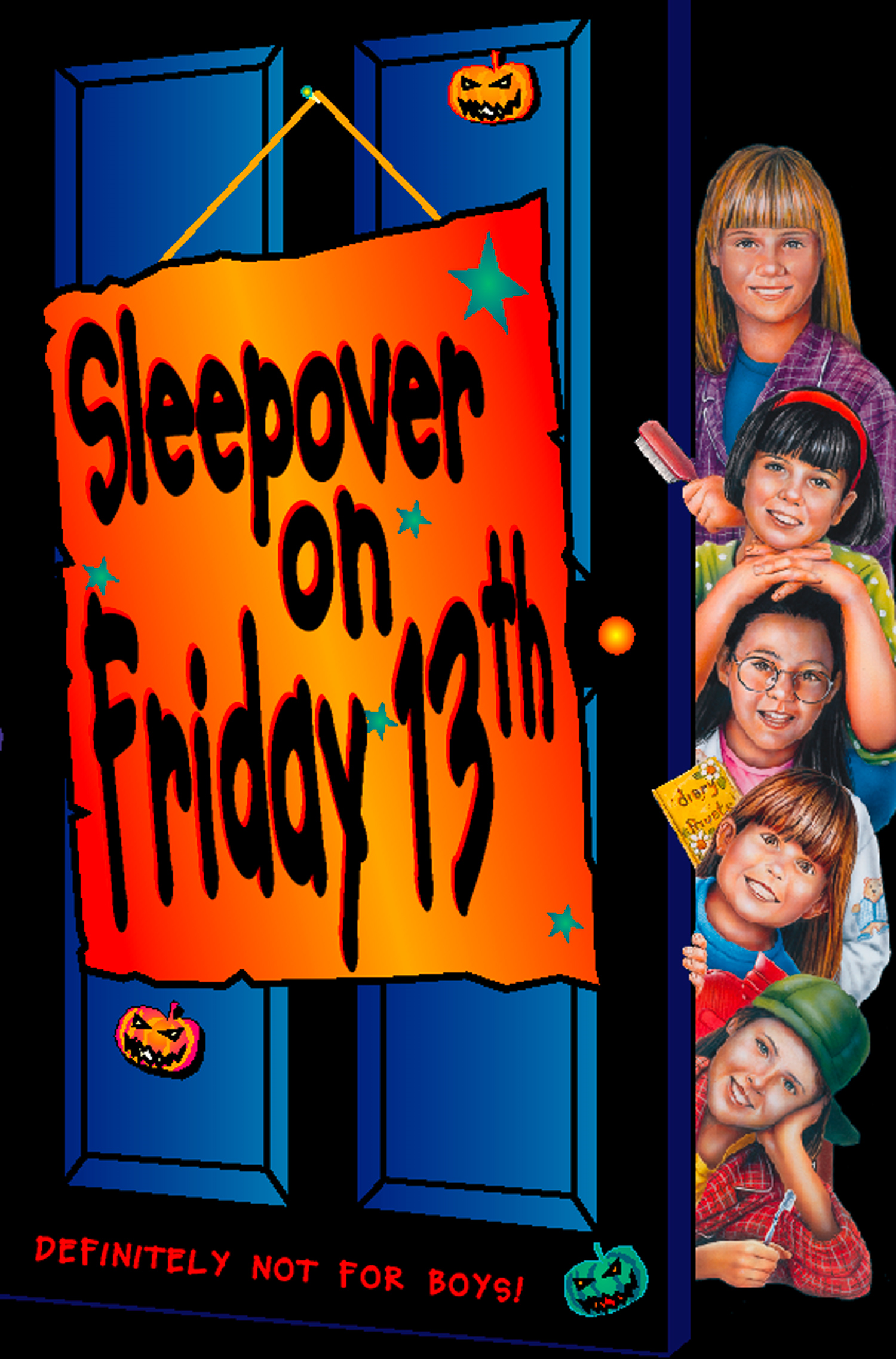 Sleepover Club on Friday 13th (The Sleepover Club,  Book 13)
