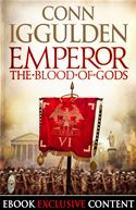 Picture of - Emperor: The Blood of Gods (Special Edition) (Emperor Series, Book 5)