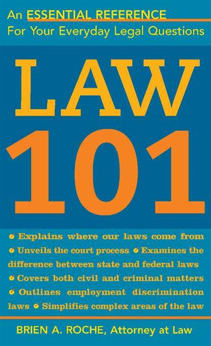 Law 101 By: Roche,Brien