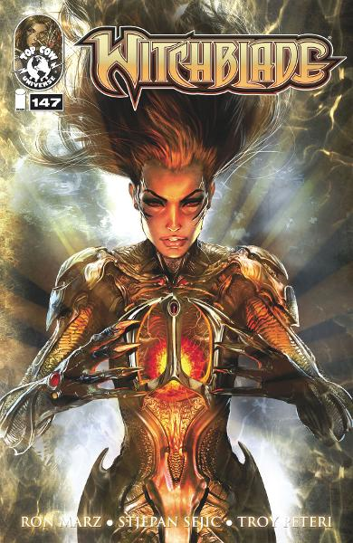 Witchblade #147 By: Christina Z, David Wohl, Marc Silvestr, Brian Haberlin, Ron Marz