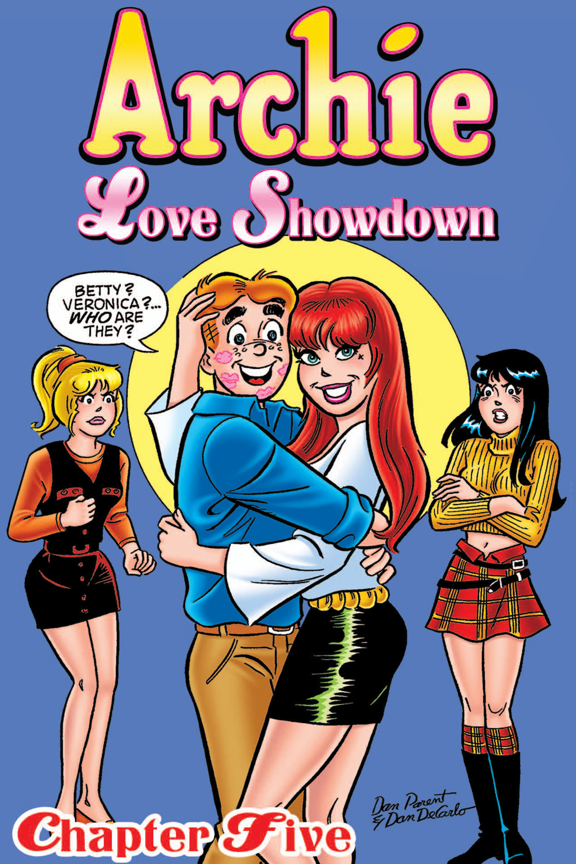 Archie Love Showdown #5