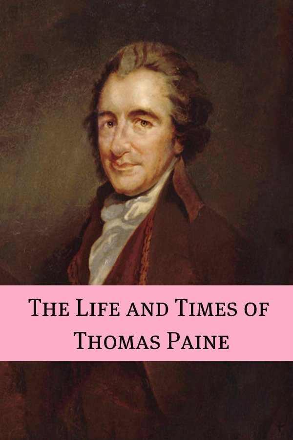 BookCaps - The Life and Times of Thomas Paine
