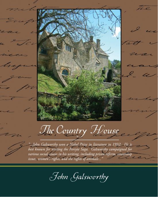 John Galsworthy - The Country House (ebook)