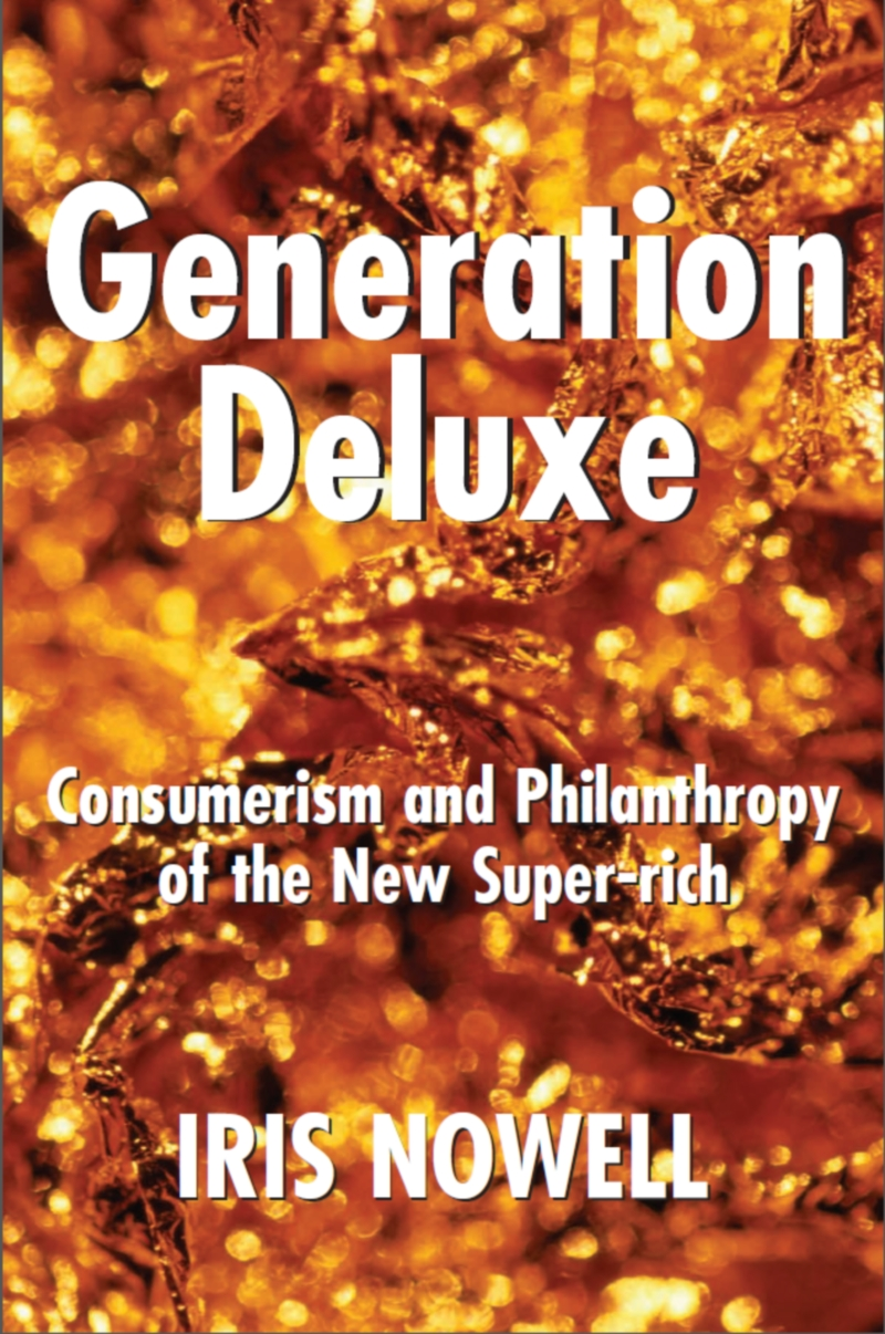 Generation Deluxe By: Iris Nowell