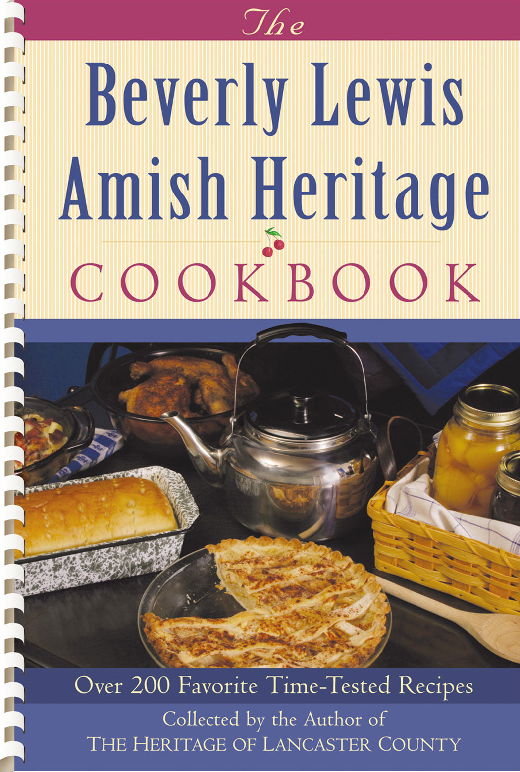 Beverly Lewis Amish Heritage Cookbook, The By: Beverly Lewis