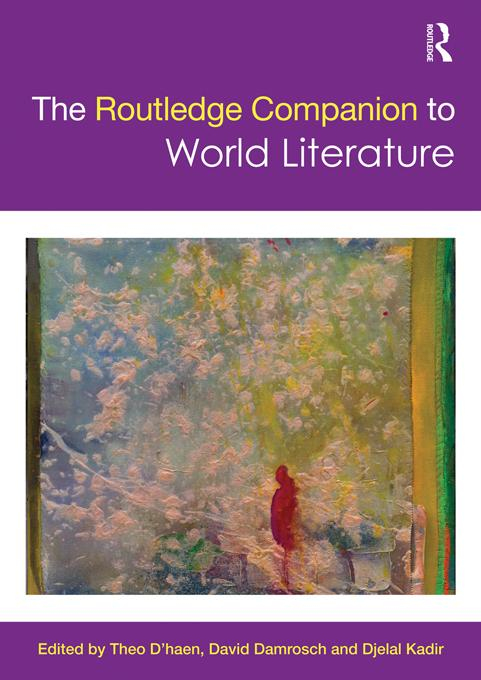 The Routledge Companion to World Literature