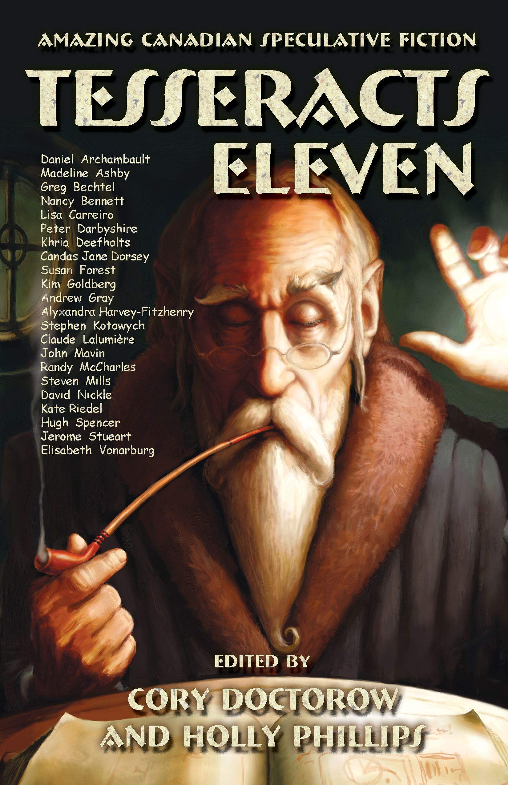 Tesseracts Eleven By: Cory Doctorow,Holly Phillips