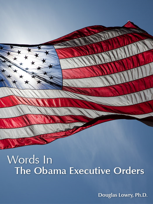 Words in the Obama Executive Orders