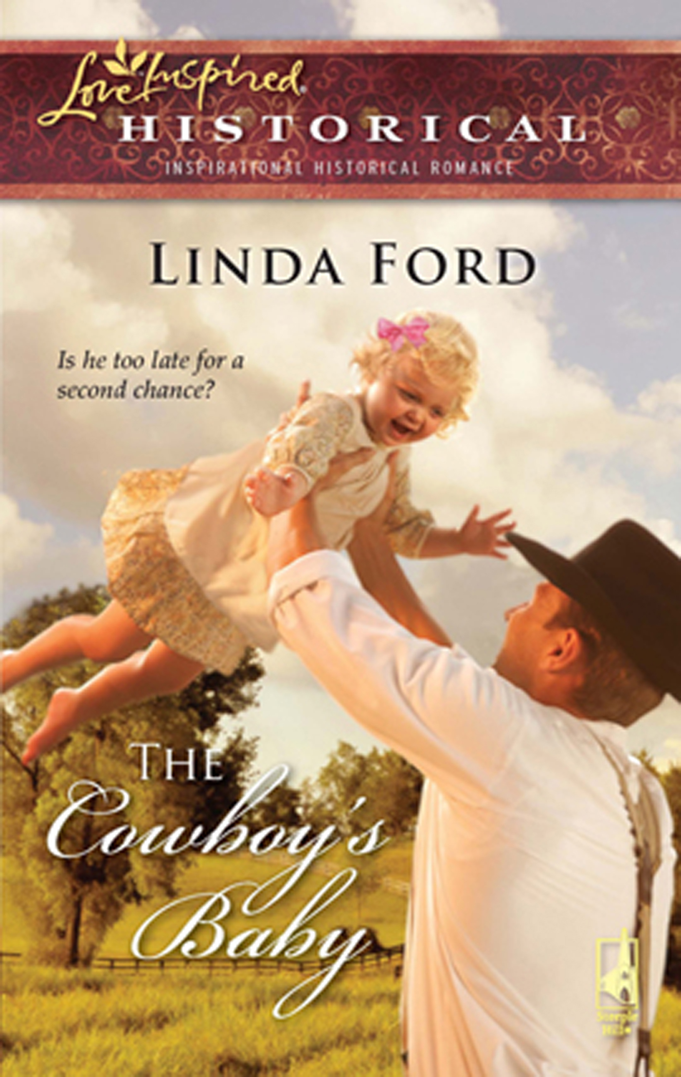 The Cowboy's Baby (Mills & Boon Love Inspired Historical)