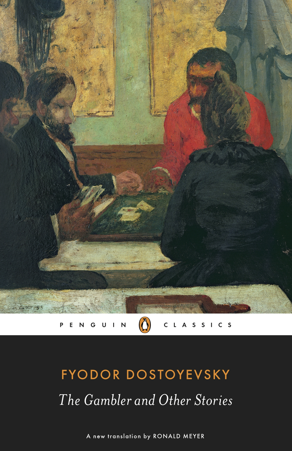 The Gambler and Other Stories By: Fyodor Dostoyevsky