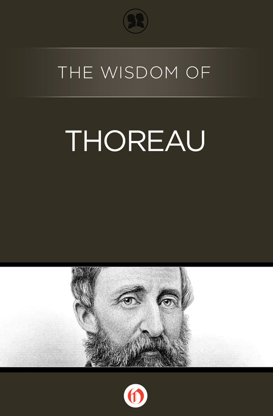 The Wisdom of Thoreau By: Philosophical Library