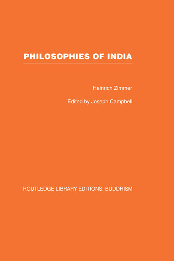 Philosophies of India