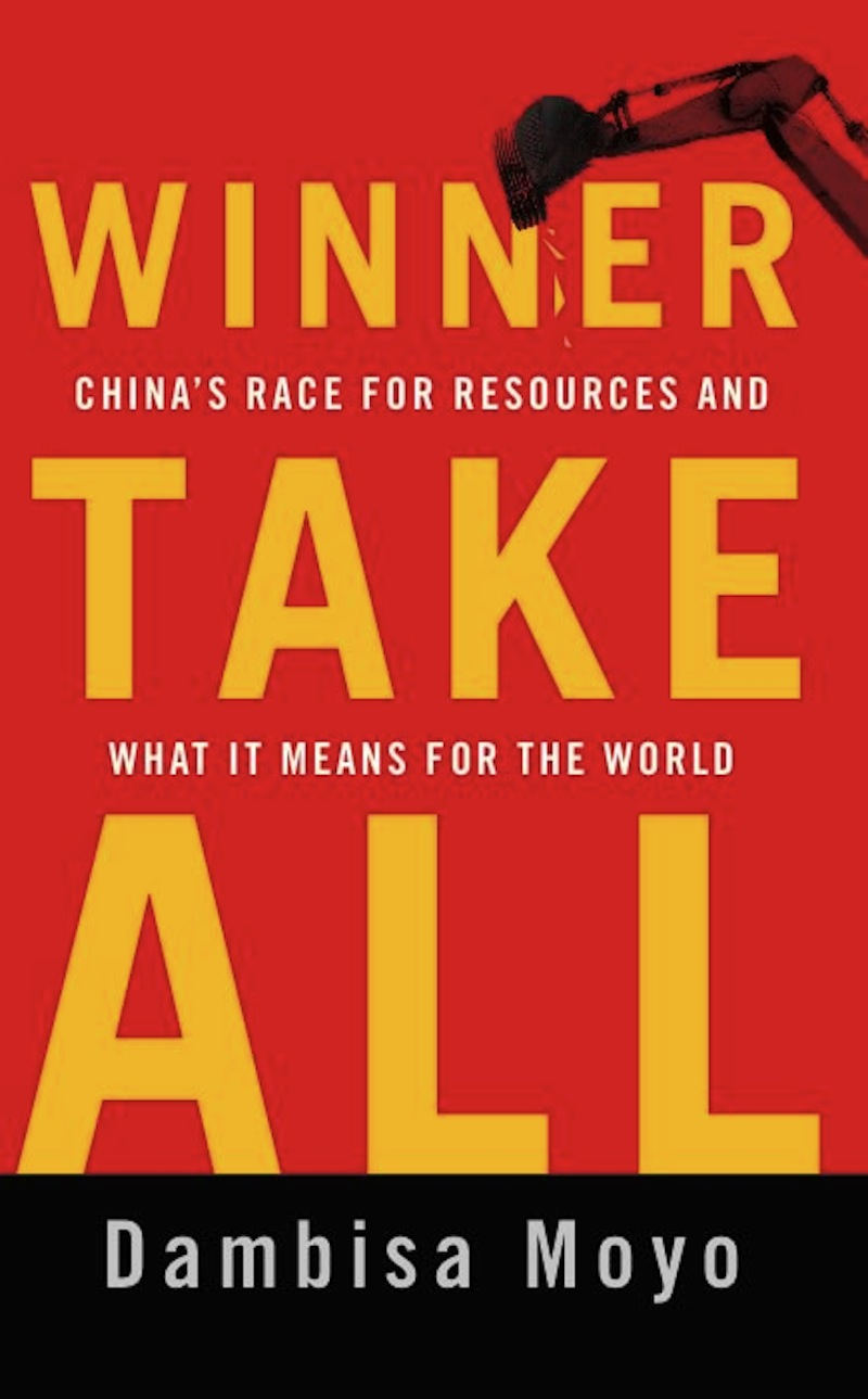 Winner Take All By: Dambisa Moyo