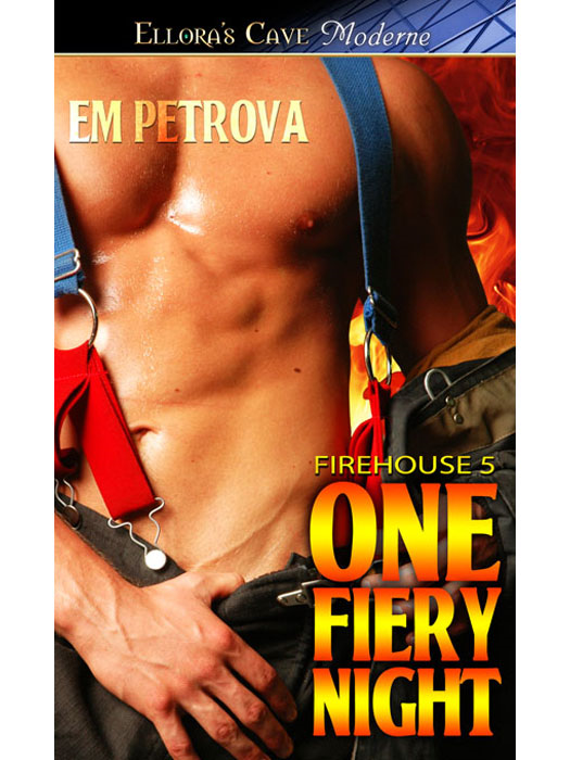 One Fiery Night (Firehouse 5, Book One)
