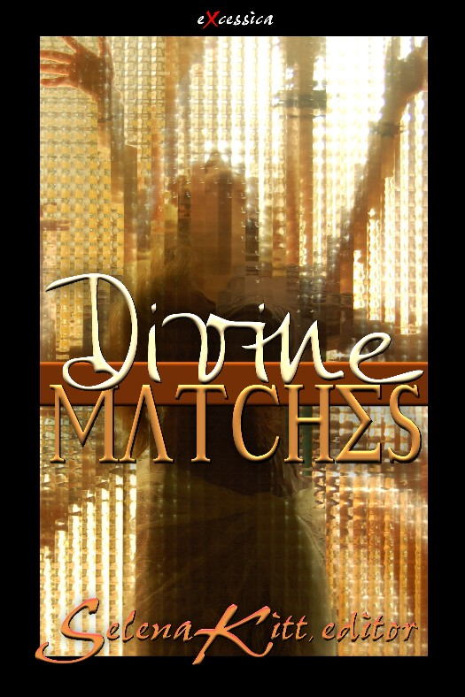 Divine Matches (erotic mythology anthology erotica)