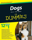 Dogs All-In-One For Dummies: