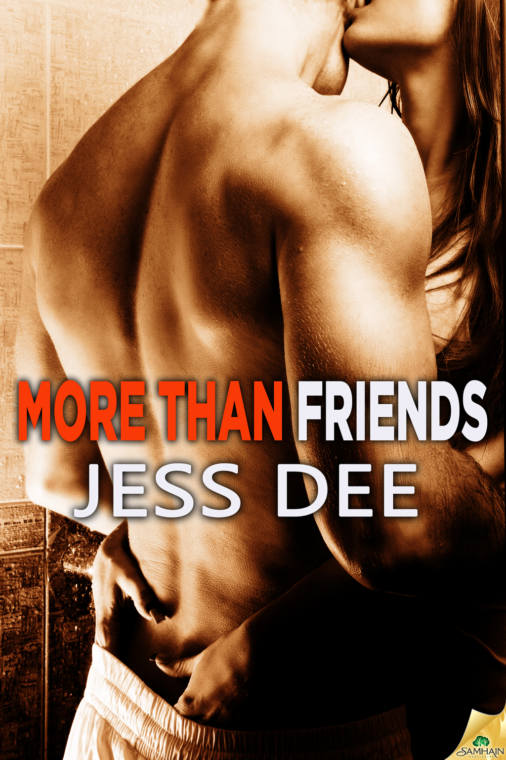 More Than Friends By: Jess Dee