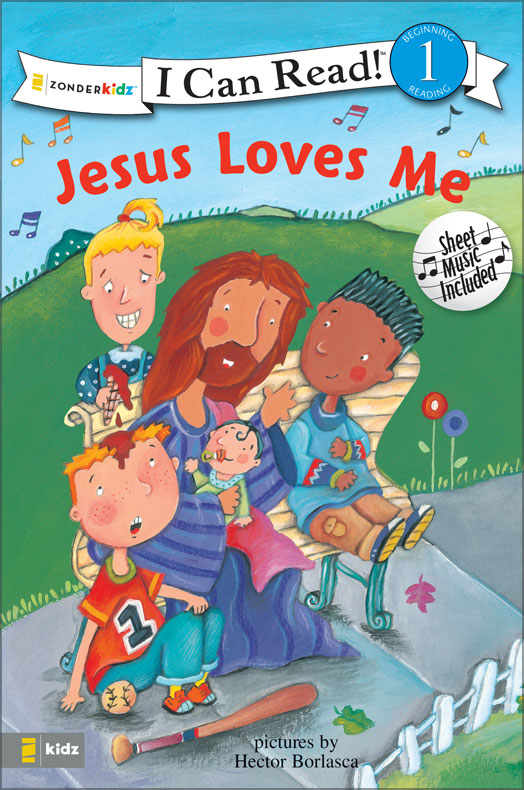 Jesus Loves Me By: Zondervan